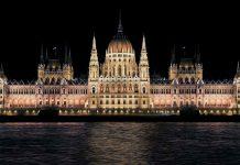 Hungary, Budapest Parliament Building