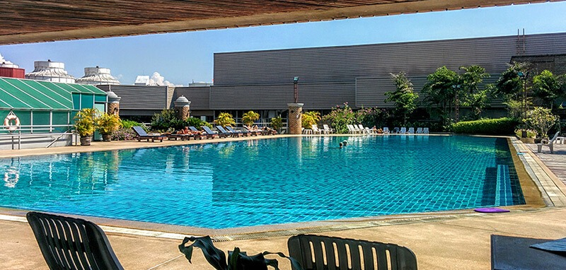 Lotus Hotel Pang Suan Kaew Swimming Pool