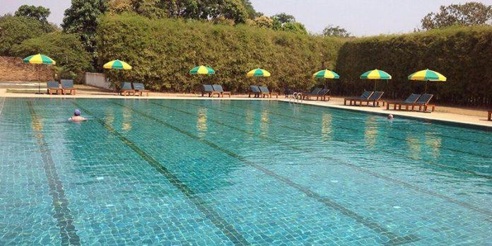 Swimming Pool in Chiang Mai