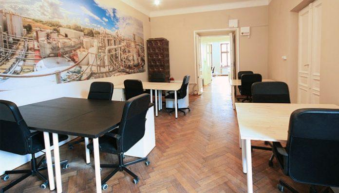 Bioro Coworking Space, Krakow, Poland