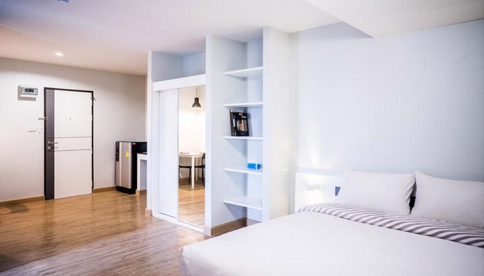 Vanilla Residence Deluxe Room