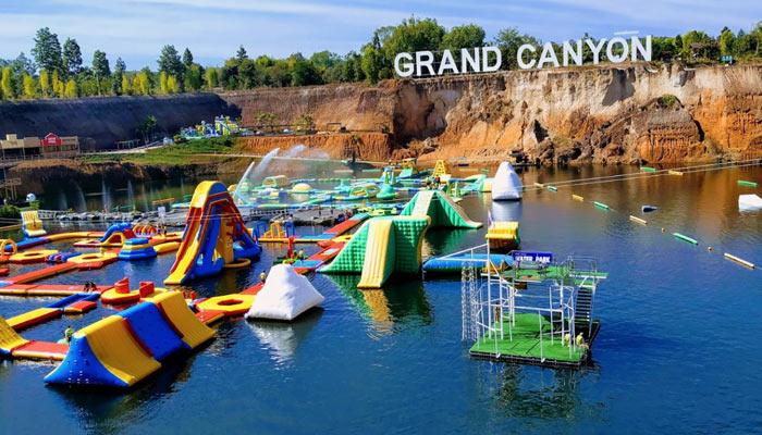 Grand Canyon Waterpark Chiang Mai