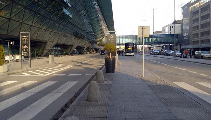 Krakow Aiport Uber