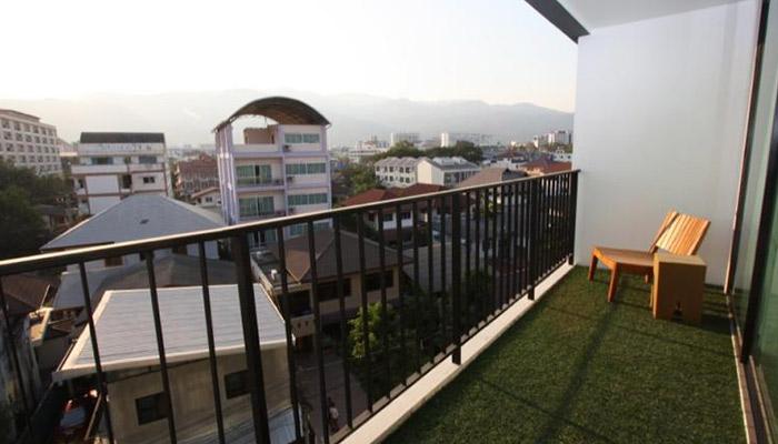 Liv@Nimman Balcony View