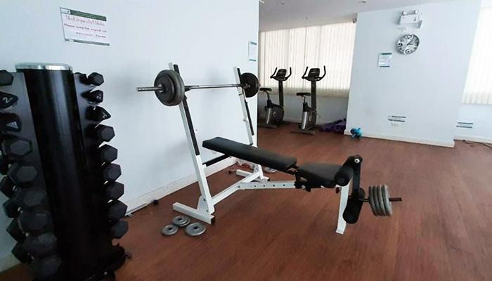 Punna Residence @ CMU Gym