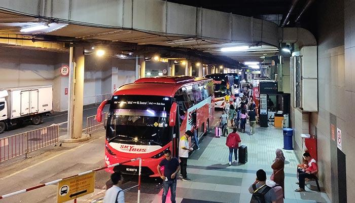 Sky Bus Kuala Lumpur Airport Bus