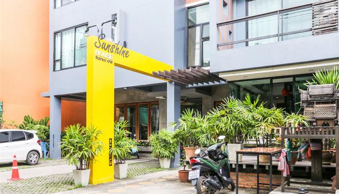 Sunshine House Santitham Chiang Mai