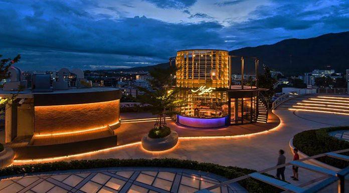 Amazing Chiang Mai Rooftop Bars