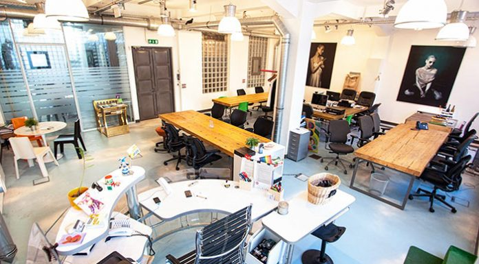 Coworking spaces Budapest