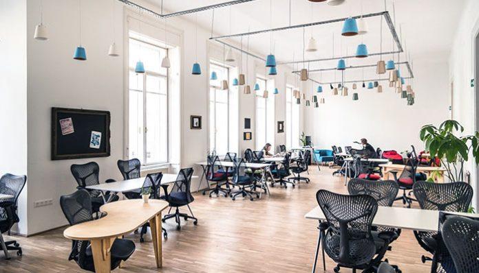 Impact Hub Coworking Budapest