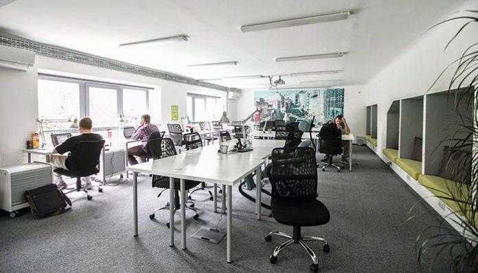 Kubik Coworking Budapest