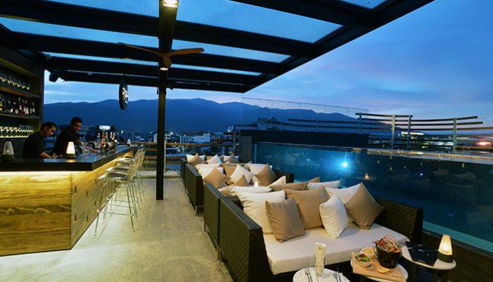 Rise Rooftop Bar Chiang Mai