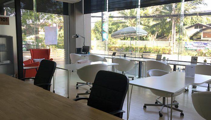 Starwork Coworking Chiang Mai