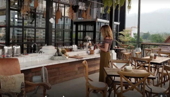 Hotel Yayee Nimman Rooftop Bar