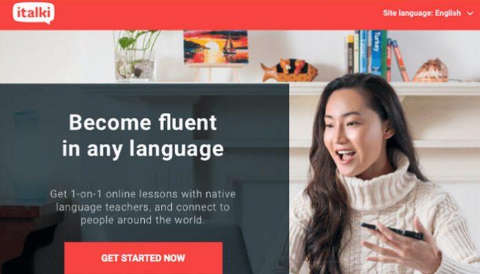 iTalki English Teaching Company