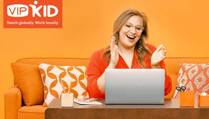 VIPKid Teaching English Online