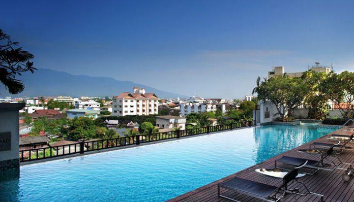 Le Meridien Chiang Mai Swimming Pool