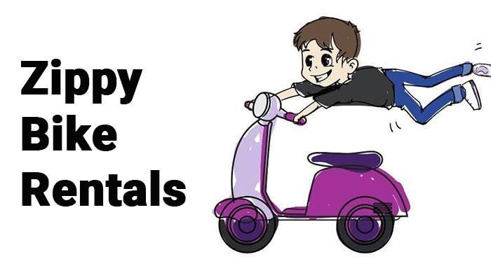 Zippy Motorbike Rentals Chiang Mai